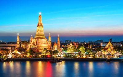 Bangkok 360 Panorama